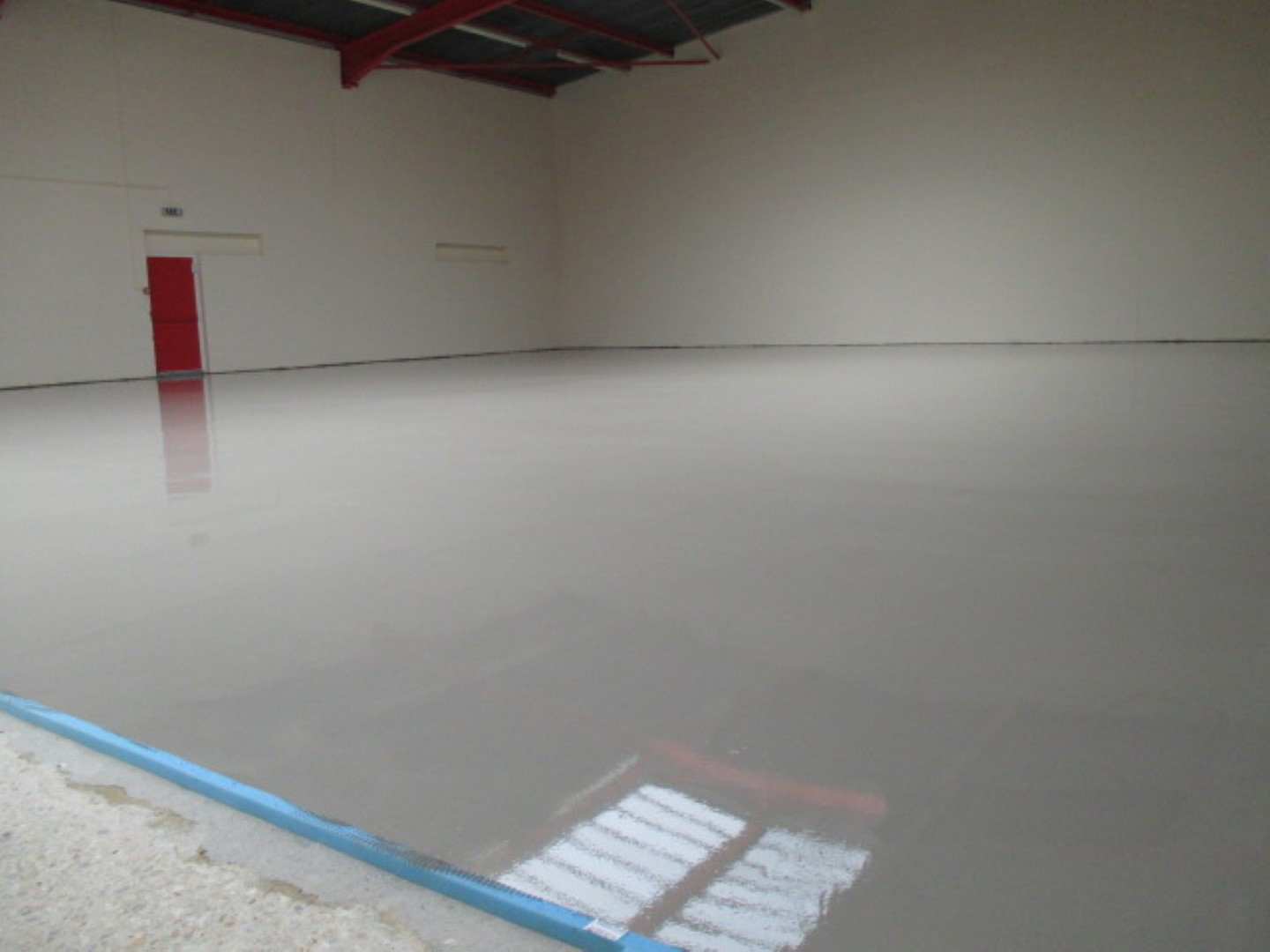 G & H Engineering Floor screed Prep
